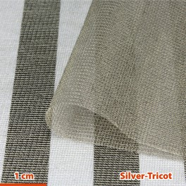 Tieniaca tkanina SILVER-TRICOT (RF+NF)