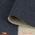 Tieniaca tkanina BLACK-TRICOT (RF+NF)